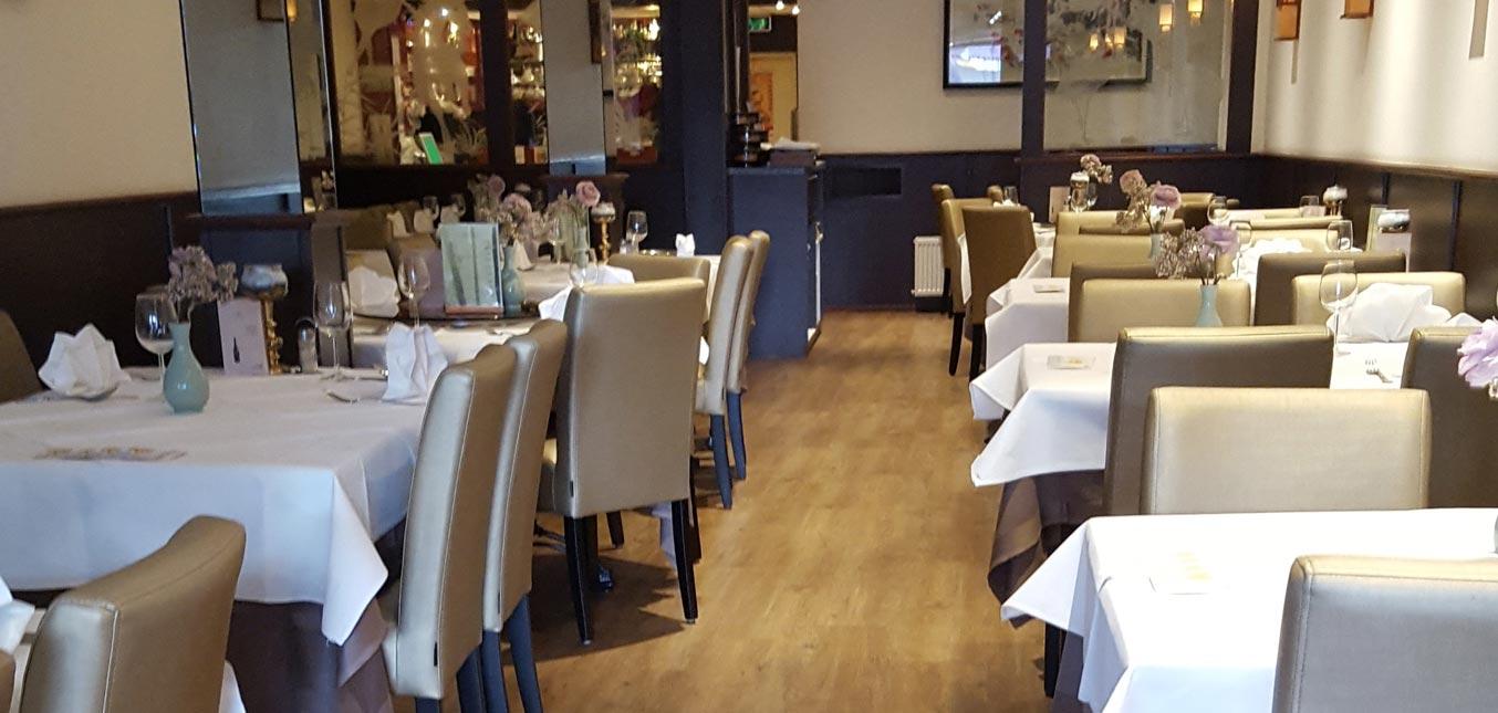 Nieuwe vloer Chinees Restaurant Jasmin