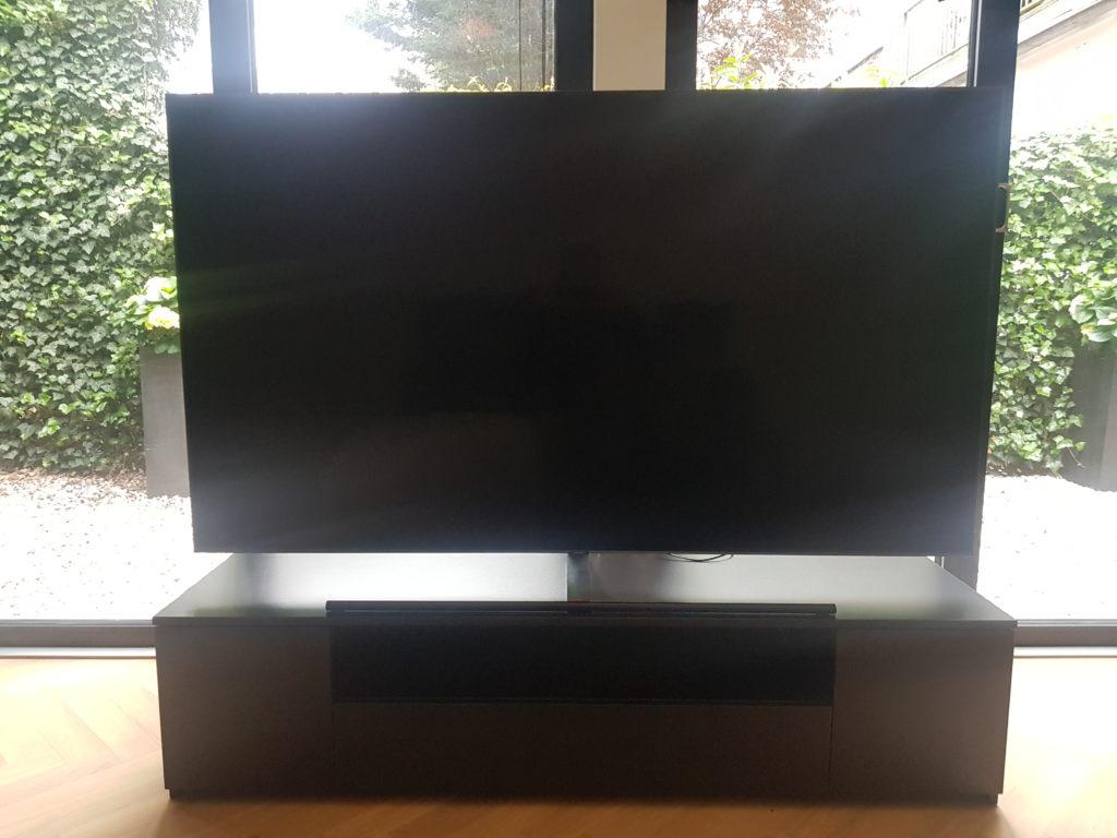 Maatwerk tv meubel