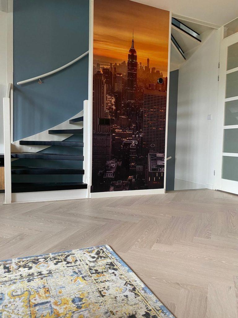 Vloerkleed Antiquarian  Floorify Ika