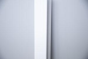 Profiel metallookdeuren wit