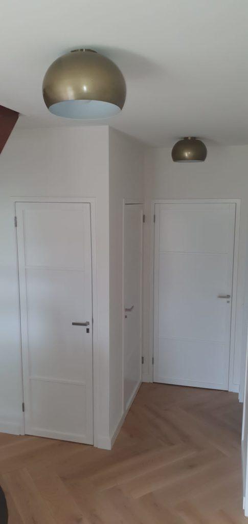 SSL 4056 witte deuren